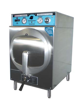 Market Forge Table Top Sterilizer and Autoclave
