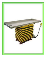 Hydraulictables